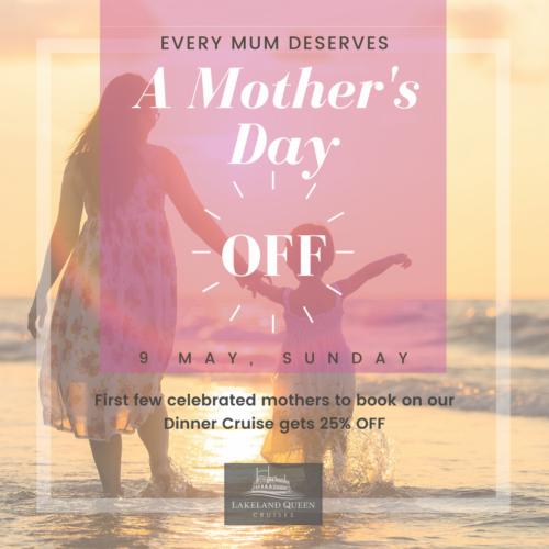 Mum's Day OFF